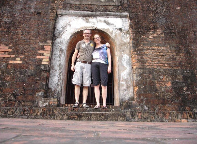 Vietnam - Citadel Hanoi