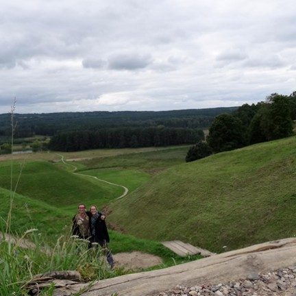 Litouwen - Kernave