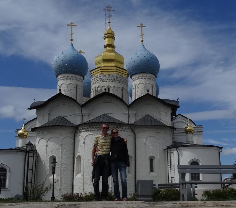 Rusland - Kazan kremlin