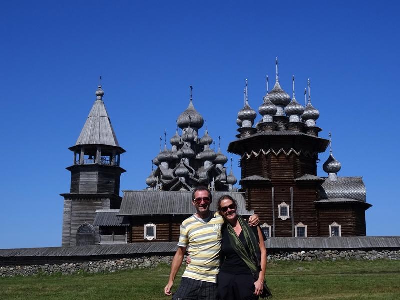 Rusland - Kizhi enclosure