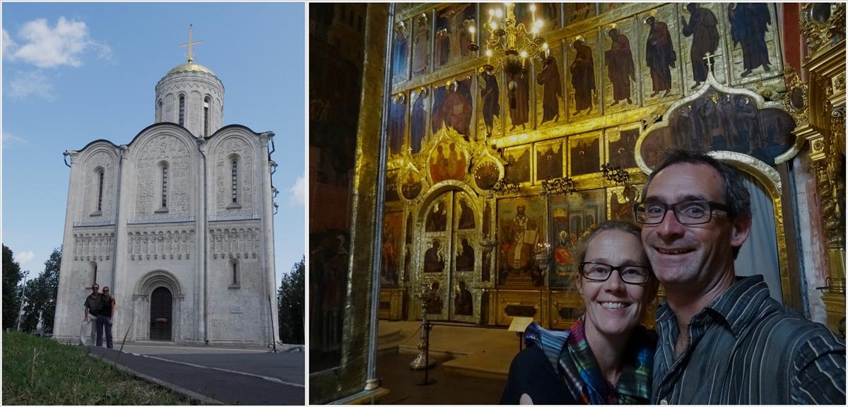 Rusland - Vladimir en Suzdal