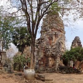 Battambang - Prasat Banan