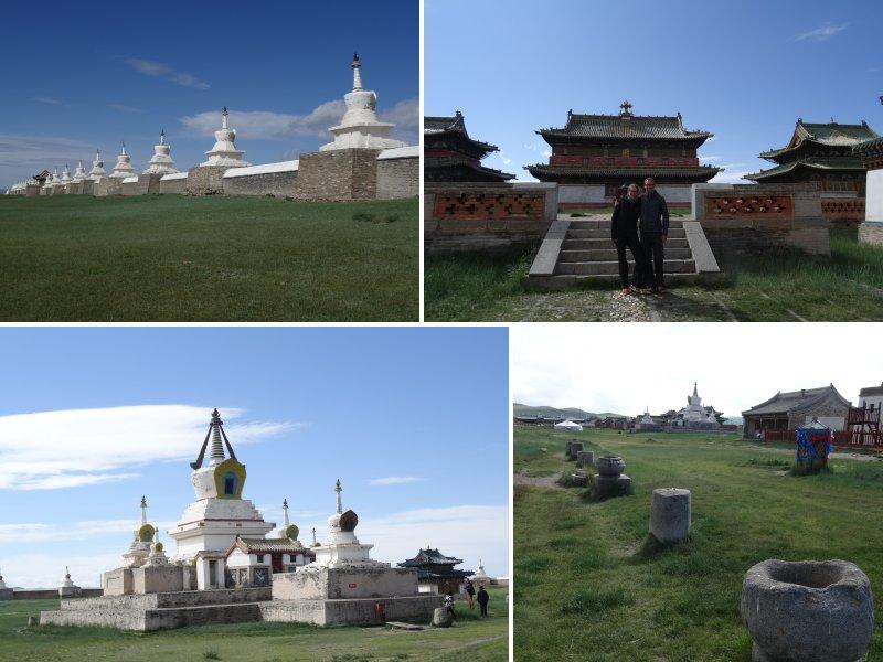 Khakhorin - Erdene Zuu Khiid