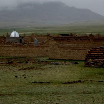 Mogoit vallei - Kazak begraafplaats