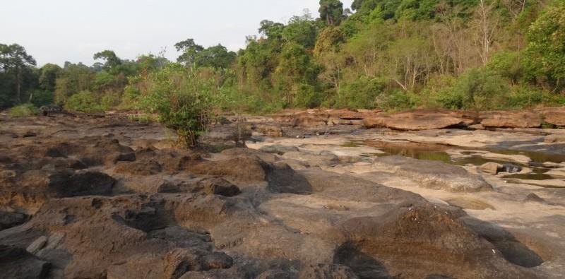LA_Phou Khao Khuay national park - Nam Teun waterval (6)