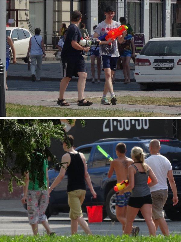 Tomsk - Ivan Kupala dag