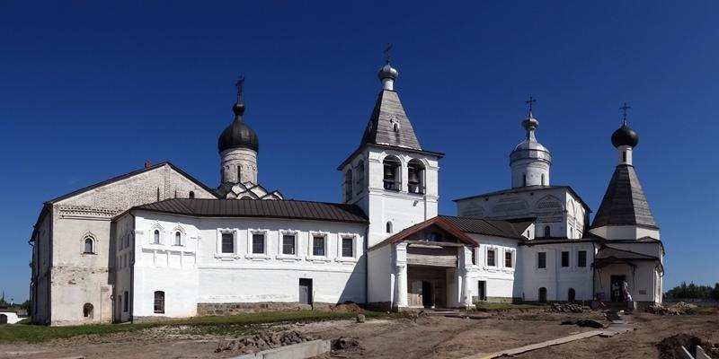 Ferapontovo - klooster - Church of Nativity