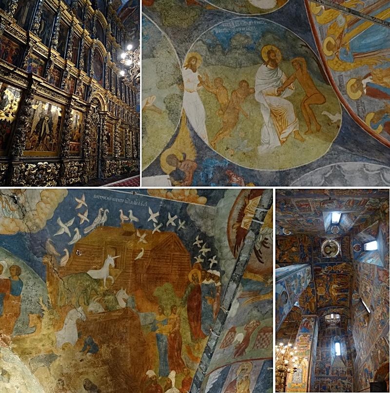 Jaroslavl - kerk van Elijah de Profeet