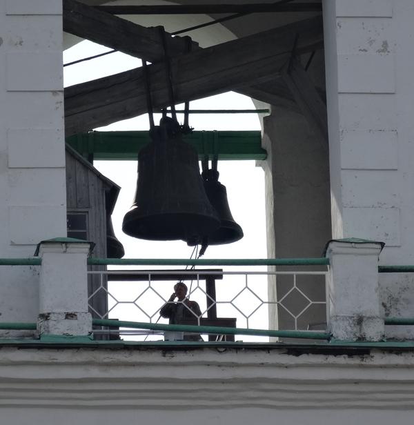 Pskov - kremlin - klokkenluider