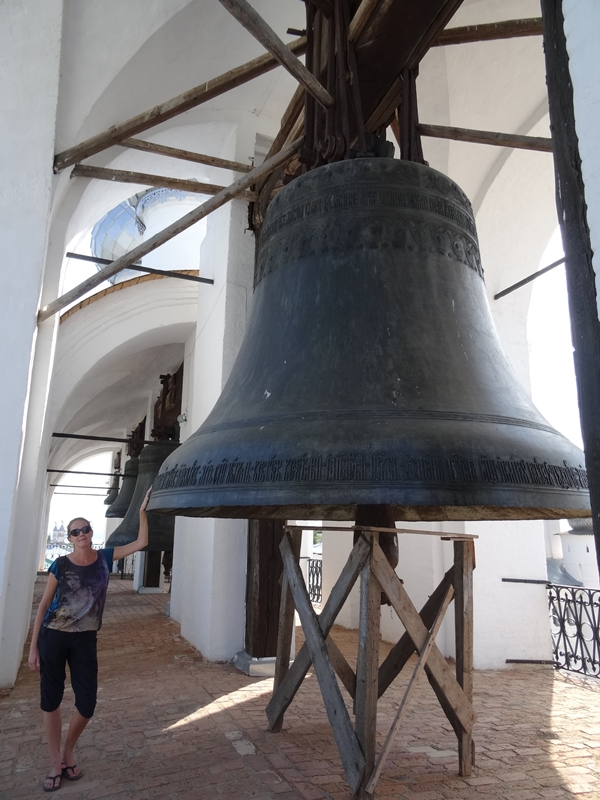 Rostov - Assumption Kathedraal - klokkentoren