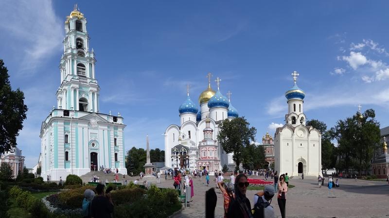 Sergiyev Posad - Trinity Klooster