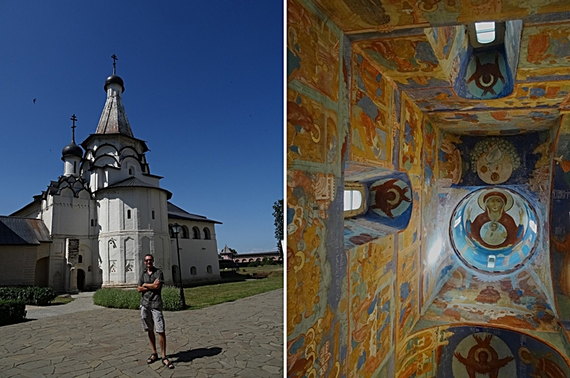 Suzdal - Euthymius klooster