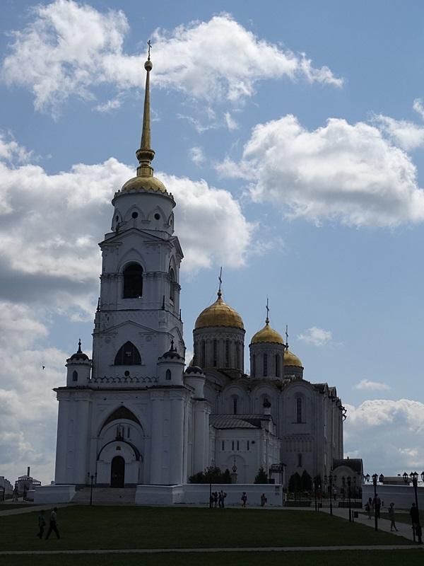 Vladimir - Maria-ontslapingskathedraal