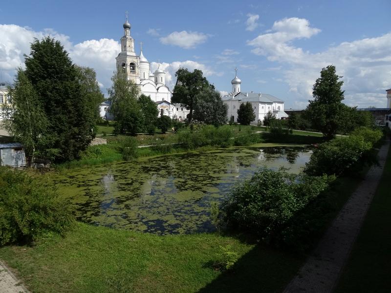 Vologda - Spaso-Prilutsky Klooster