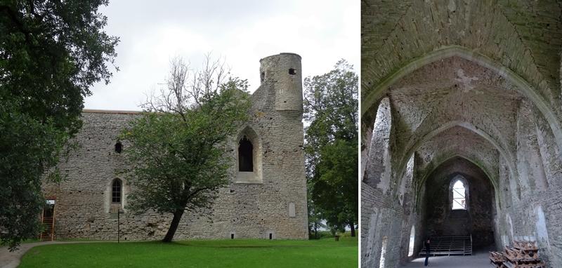 Padise - klooster ruïnes