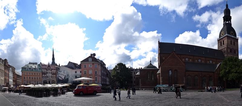 Riga - Doma Laukums