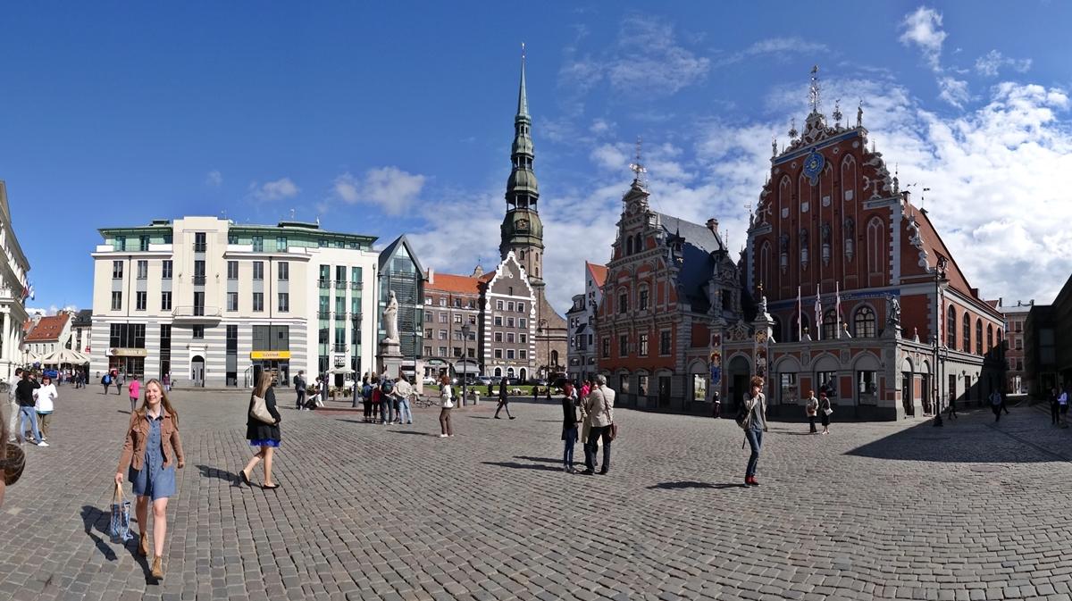 Riga - Räts Laukums