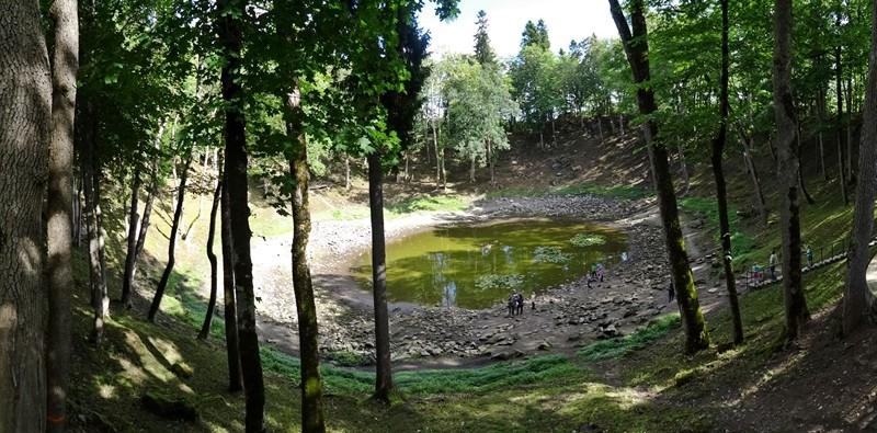 Saaremaa - Kaali meteorietkrater 2