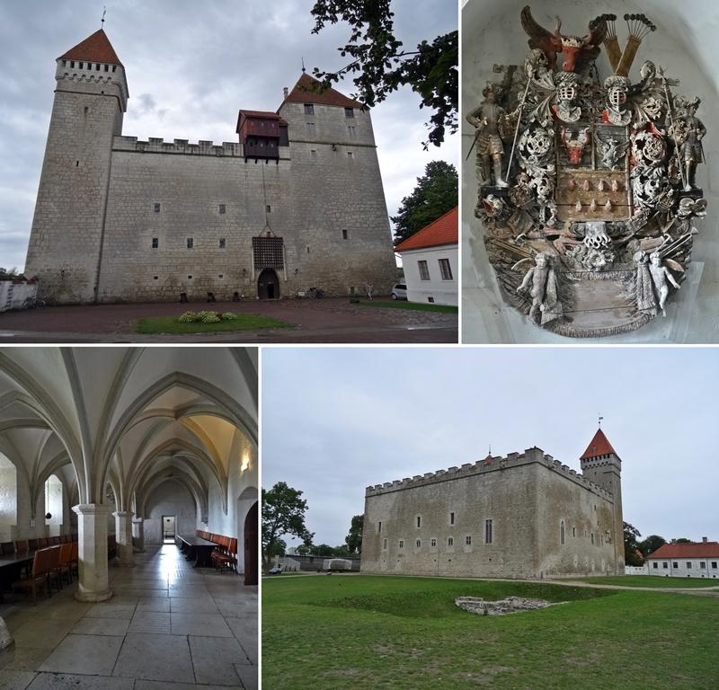 Saaremaa - Kuressaare - kasteel