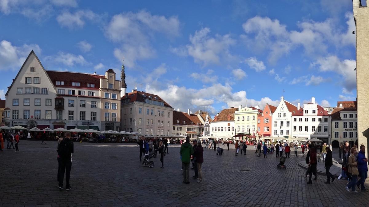 Tallinn - Raekoja Plats