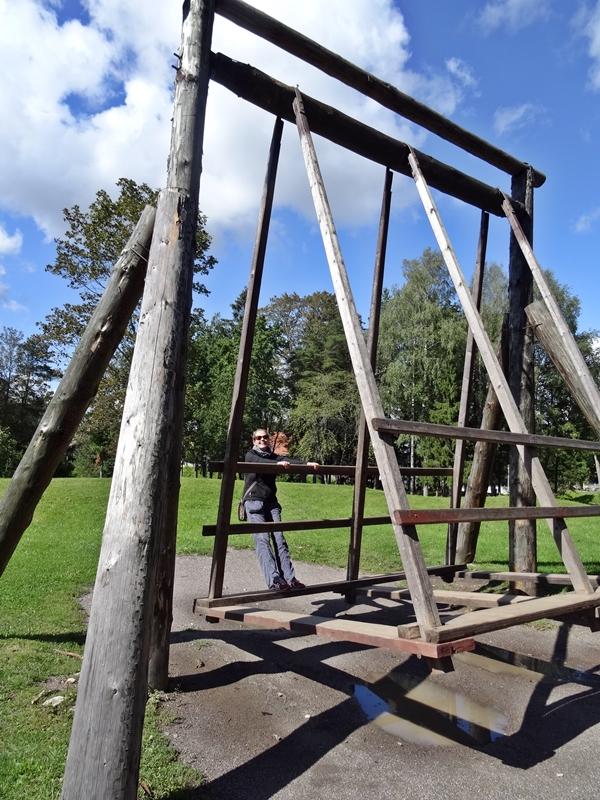 Viljandi - schommel