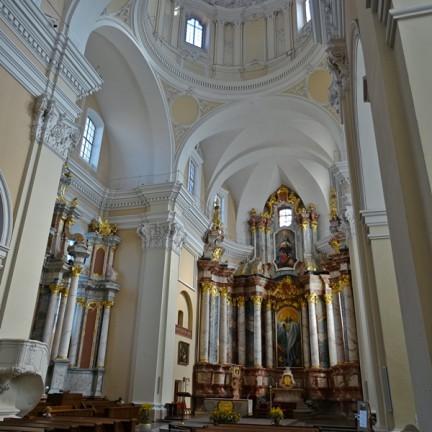 Vilnius - St. Casimir's Church